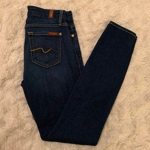 7 For All Mankind b(air) The Skinny